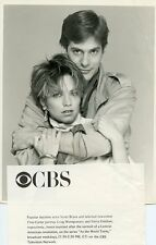 FINN CARTER SCOTT BRYCE PORTRAIT AS THE WORLD TURNS ORIGINAL 1985 CBS TV PHOTO