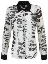 Markenlose Gothic S Damenblusen, - tops & -shirts