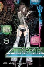 Air Gear 25: By Oh!Great