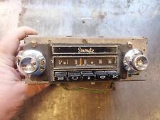 Sonomatic Delco Factory AM Radio 1963 Buick Riviera Electra Lesabre Wildcat Invi
