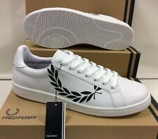 Fred Perry Laurel Leather Men's Sneakers Trainers Shoes UK 6.5 / EU 40