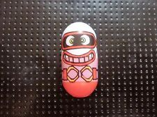 Ja-Ru 2004 - Electro-Bot - Collectable Beans * RARE * Mighty Beanz