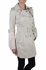 """Viktor & Rolf """"French Coat"""" Double Breasted Belted Trench Coat US 4 IT 40"""