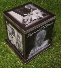 Original Handmade Granite Cremation Urn Human Custom Engraved 150 CU Inch Unique