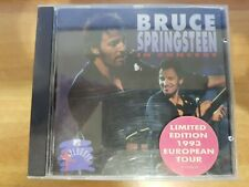 CD MUSICALE BRUCE SPRINGSTEEN IN CONCERT : LIMITED EDITION 1993 EUROPEAN TOUR