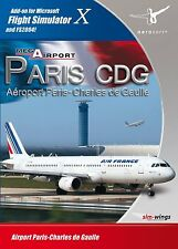 Mega Airport Paris Add-On for FS 2004/FSX (PC-DVD) BRAND NEW SEALED