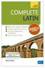 Complete Latin by Betts, Gavin