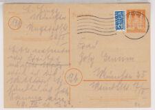 Bizone, p 1, Munich, MS, 20.7.49