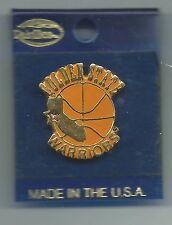 NBA Golden State Warriors Pin With Pincard RainTree Basketball OOP