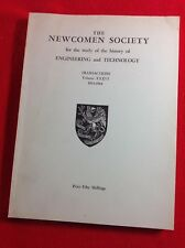 The Newcomen Society : Transactions - Vol 36 : 1963 - 1964