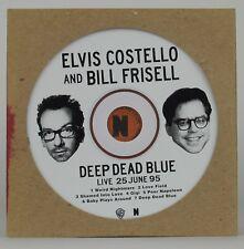 Elvis Costello & Bill Frisell: DEEP DEAD BLUE (Live @Meltdown 25 June 95) PROMO