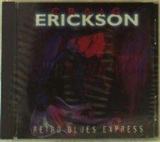 Retro Blues Express [CD]
