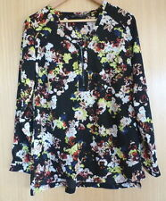 Marks and Spencer V Neck No Floral Tops & Shirts for Women