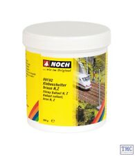 N09392 Noch Sticky Ballast HO/OO Brown (300g)