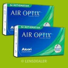 Air Optix For Astigmatism Toric 2x Top Alcon