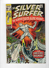 The Silver Surfer #18 (Sep 1970, Marvel) - Fine/Very Fine