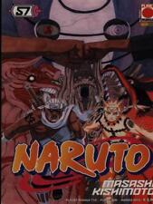 NARUTO N. 57/MARZO 2012  MASASHI KISHIMOTO PLANET MANGA 2012