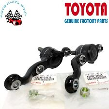 NEW GENUINE OEM LEXUS GS300 GS430 SC430 FRONT RIGHT & LEFT LOWER BALL JOINT SET