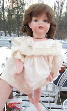 "21"" Antique Bisque Reproduction Doll K*R Simon & Halbig 121 Vernon Seeley"