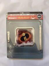 The Incredibles 2 [SteelBook] (4K Ultra HD + Blu-ray) No Digital Copy