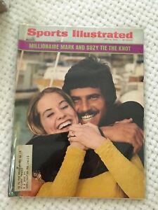 FM11-37 Sports Illustrated Magazine 5-14-1973 MARK SPITZ OLYMPIC SWIMMER