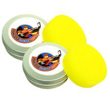 Hockey Stick Wax Banana Scent, Hockey Joe Brand, New 2 Pack