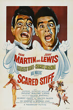 Scared Stiff - 1953 - Dean Martin Jerry Lewis Marshall - Vintage b/w Comedy DVD