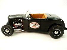 1/18 Gmp 1932 Ford Highboy Black Vintage Deuce Series #1 Busted Knuckle Garage