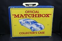 1966 Official Matchbox Collector's Case No. 41 ~ No Cars ~ 48 Cells ~ Lesney