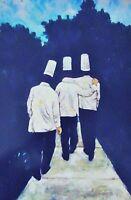 "Daniel Portrait ""Three Chefs"" - Fine Art Print by Marianne L'Heureux -"