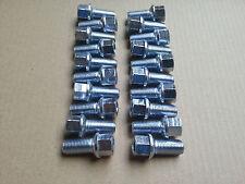20 Radschrauben für original Stahl und Alufelgen Audi A3 A4 A5 A6 A8 Kugelbund
