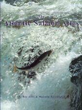 ARRIS ROY FISHING & CONSERVATION BOOK ATLANTIC SALMON ATLAS paperback bargain