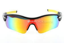 RockBros Cycling Sports Glasses Polarized Lenses Sunglasses Goggles Unisex New