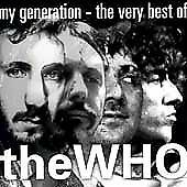 """The Who """"My Generation - The Very Best Of"""" w/ Baba O'Riley, Who Are You & more"""
