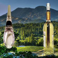 WINE Chiller Cooler Stick~Chill,Seal and Pour your Bottle of Wine~Free Ship