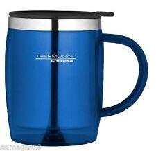 Termo thermocafe 0,45 Litro Escritorio Taza Azul Camping Picnic Taza De Té, Café Nueva