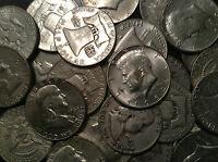 1/4 Pound Lb BAG Mixed U.S. Junk Silver Bullion Coins ALL 90% Silver Pre 1965