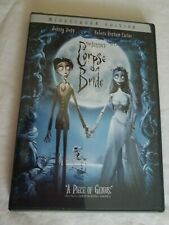 Corpse Bride Tim Burton's, Johnny Depp Widescreen