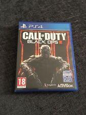 Condizioni eccellenti (CALL OF DUTY BLACK OPS 3) GIOCO PS4