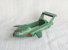RARE VINTAGE DINKY TOYS #101 THUNDERBIRD 2 DIECAST GERRY ANDERSON 1967 GREEN