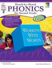 Month-by-Month Phonics for Second Grade by Patricia M. Cunningham and Dorothy P.