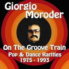 Giorgio Moroder - On Groove Train: Pop & Dance Rarities 1975 - 1993 [New CD] Ger