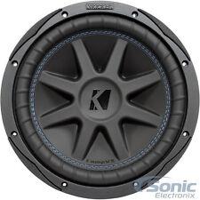 """Kicker CompVX CVX122 750W RMS 10"""" Comp VX Dual 2-Ohm Car Subwoofer Sub Woofer"""
