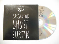CASCADEUR : GHOST SURFER ♦ CD SINGLE PORT GRATUIT ♦