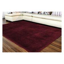 Tapis pour la Maison le Salon la Chambre Tapis de Peluches rouge vin 40 x 6 P2R4
