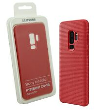 Official Samsung Galaxy S9 + Plus Case Cover Hyperknit Red Lightweight - NEW