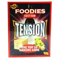 Tension Foodies Edition Family Party Game Cheatwell Games Brand New And Sealed