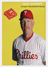 MIKE SCHMIDT 54 WILSON FRANKS ACEO ART CARD ## BUY 5 GET 1 FREE ## or 30% OFF 12