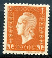STAMP / TIMBRE FRANCE NEUF N° 700 ** MARIANNE DE DULAC