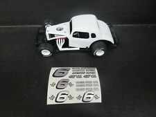 #6 Troyer Engineering Modified 1/25th scale Die-Cast donor kit